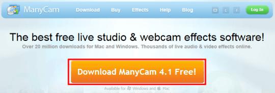 웹캠 프로그램
