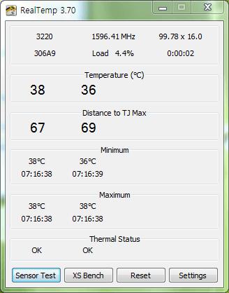 cpu 온도측정1